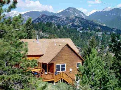 Premier Estes Park CO Vacation Homes